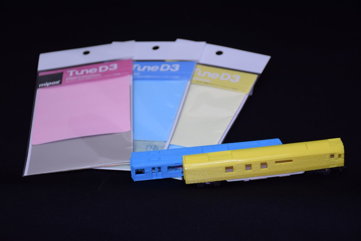 TuneD3 PROFESSIONAL (Laminated Trace Polishing Film for 3D Printers)