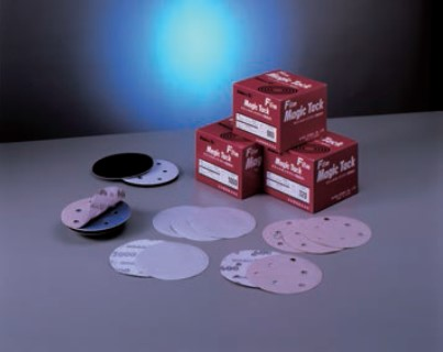 Abrasive Film Disc「MAGIC TACK with magic」